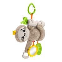 """М'яка іграшка-підвіска """"Лінивець"""" Fisher-Price"""