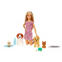 "Набір Barbie ""Дитячий садок цуценят"""