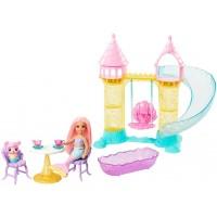 """Набір Barbie """"Замок русалочок Челсі"""" серії Дрімтопія"""