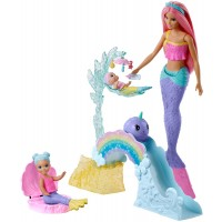 "Набір Barbie ""Дитяча кімната русалочок"" серії Дрімтопія"