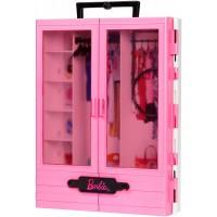Рожева шафа Barbie