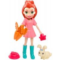 Лялька Ліла з улюбленцем Polly Pocket