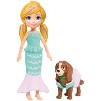 Маленька модниця з улюбленцем Polly Pocket