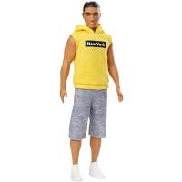 """Лялька Кен """"Модник"""" в жовтому худі Barbie"""
