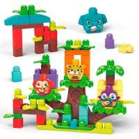 """Музичний конструктор """"Будиночок на дереві"""" Mega Bloks"""