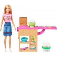 """Ігровий набір """"Приготування локшини"""" Barbie"""