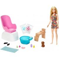 """Ігровий набір """"Манікюрний салон"""" Barbie"""