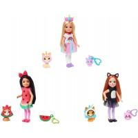 """Лялька Челсі """"Казкове вбрання"""" Barbie в ас."""