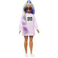 """Лялька Barbie """"Модниця"""" з яскравим волоссям"""