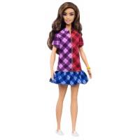 """Лялька Barbie """"Модниця"""" в картатій сукні"""
