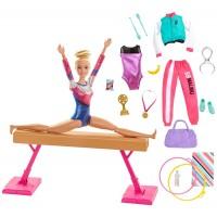 """Ігровий набір """"Гімнастка"""" Barbie"""