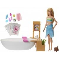 """Ігровий набір """"Ванна кімната"""" Barbie"""