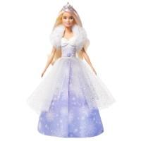 """Лялька """"Зимова принцеса"""" серії Дрімтопія Barbie"""