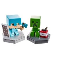 """Набір із 2 колекційних міні-фігурок """"Minecraft Earth"""" (в ас.)"""