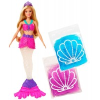 """Русалка """"Неймовірні кольори"""" серії Дрімтопія Barbie"""