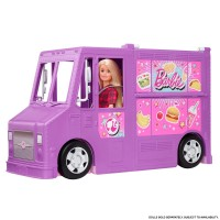 Фургончик з їжею Barbie