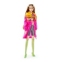 """Колекційна лялька """"BMR 1959"""" у кольоровій вітровці Barbie"""