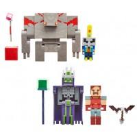 """Набір із 2 фігурок персонажів серії """"Dungeons"""" Minecraft в ас."""