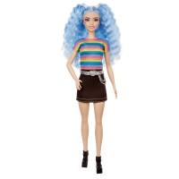 """Лялька Barbie """"Модниця"""" з блакитним волоссям"""