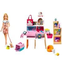 """Ігровий набір """"Все для домашніх улюбленців"""" Barbie"""