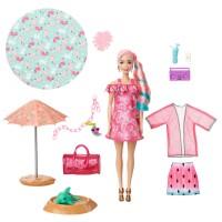 """Набір """"Пінна вечірка"""" серії """"Кольорове перевтілення"""" Barbie (в ас.)"""