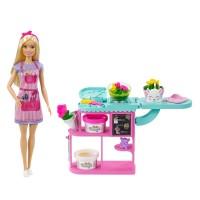 """Ігровий набір """"Крамничка флориста"""" серії """"Я можу бути"""" Barbie"""