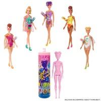 """Лялька """"Кольорове перевтілення"""" Barbie, серія """"Літні та сонячні"""" (в ас.)"""