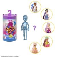"""Лялька Челсі та друзі """"Кольорове перевтілення"""" Barbie, серія """"Блискучі"""" (в ас.)"""
