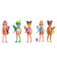 """Лялька Челсі та друзі """"Кольорове перевтілення"""" Barbie, серія """"Літні та сонячні"""" (в ас.)"""