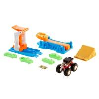 """Ігровий набір """"Монстро-стрибок"""" серії """"Monster Trucks"""" Hot Wheels"""