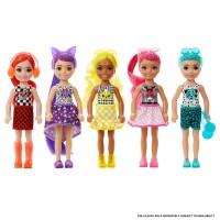 """Лялька Челсі та друзі """"Кольорове перевтілення"""" Barbie, серія """"Монохромні образи"""" (в ас.)"""