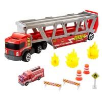 """Вантажівка-транспортер """"Дорожня пригода"""" Matchbox (в ас.)"""