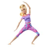 """Лялька Barbie серії """"Рухайся як я"""" блондинка"""