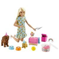 """Ігровий набір """"Вечірка цуценят"""" Barbie"""
