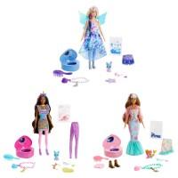 """Ігровий набір """"Фантастичне кольорове перевтілення"""" Barbie (в ас.)"""