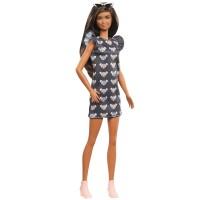 """Лялька Barbie """"Модниця"""" у сукні із милим мишачим принтом"""