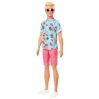 """Лялька Кен """"Модник"""" у гавайській сорочці Barbie"""