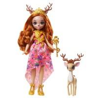 """Лялька """"Її Величність Олениця Давіана та Грассі"""" Enchantimals"""