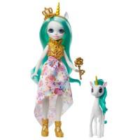 """Лялька """"Її Величність Єдиноріг Юніті та Степпер"""" Enchantimals"""