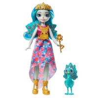 "Лялька ""Її Величність Пава Парадайз та Рейнбоу"" Enchantimals"