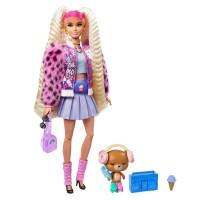 """Лялька Barbie """"Екстра"""" з двома білявими хвостиками"""