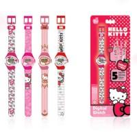 Годинник Hello Kitty (5 функцій: місяць, дата, години, хвилини, секунди).