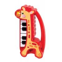 """Дитяче міні-піаніно Fisher-Price """"Музичний жирафик"""""""