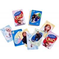 """Карточная игра UNO """"Холодное сердце"""""""