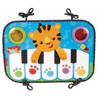 """Игровая панель-пианино """"Нажимай и играй"""" Fisher-Price"""
