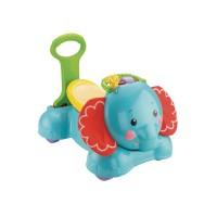 "Ходунки-слоненок 3 в 1 ""Прыгай, шагай и едь"" Fisher-Price"