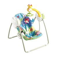 "Портативное кресло-качалка ""Жираф"" Fisher-Price"
