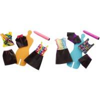"""Набор одежды Barbie x Crayola """"Сотри и нарисуй"""" в асс."""