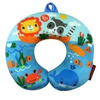 Подушка-игрушка для путешествий Море Fisher-Price