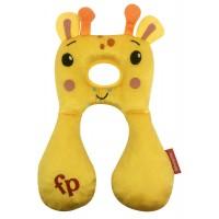 Подголовник-іграшка для подорожі Жираф Fisher-Price
